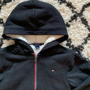 Tommy Hilfiger Sherpa Lined Hoodie